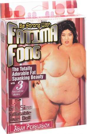 Fatima Fong dagi ázsiai guminő